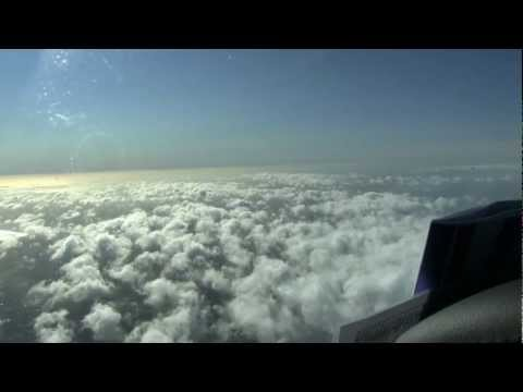 Cessna 182 Norway to Germany VFR