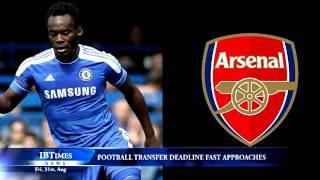 Football transfer deadline fast approaches