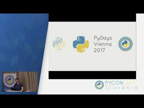 Image from Lightning talks: PyDays Vienna