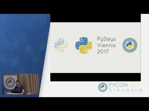 Image from Lightning talks: PyDays Vienna