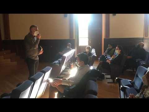 O BNG reúnese co sector cultural de Ourense