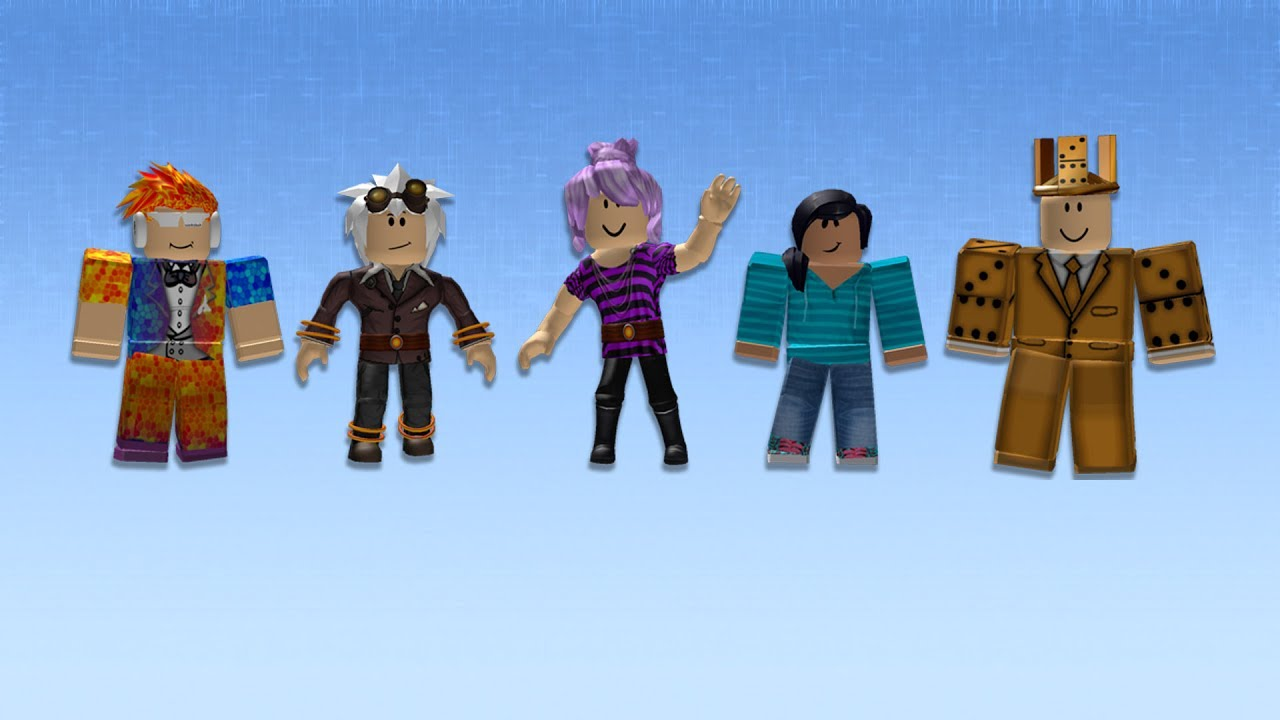 roblox character  cool