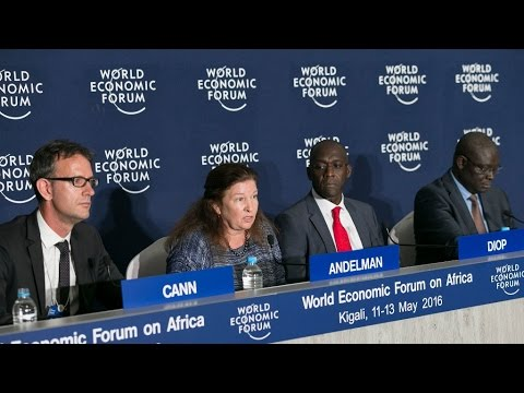 Africa 2016 - Issue Briefing: Tackling Climate Change