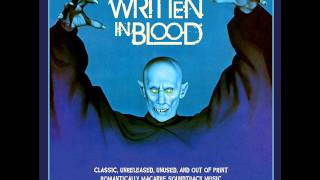 Written In Blood Vol 1 Redux: Classic & Romantically Macabre Soundtrack Music