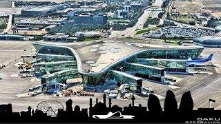 Аэропорт Гейдар Алиев вошел в ТОП 3 самых необычных аэропортов мира