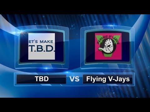 TBD vs Flying V-Jays - Pool Play - Women's Palm Beach Kickball Open #PBKO2018