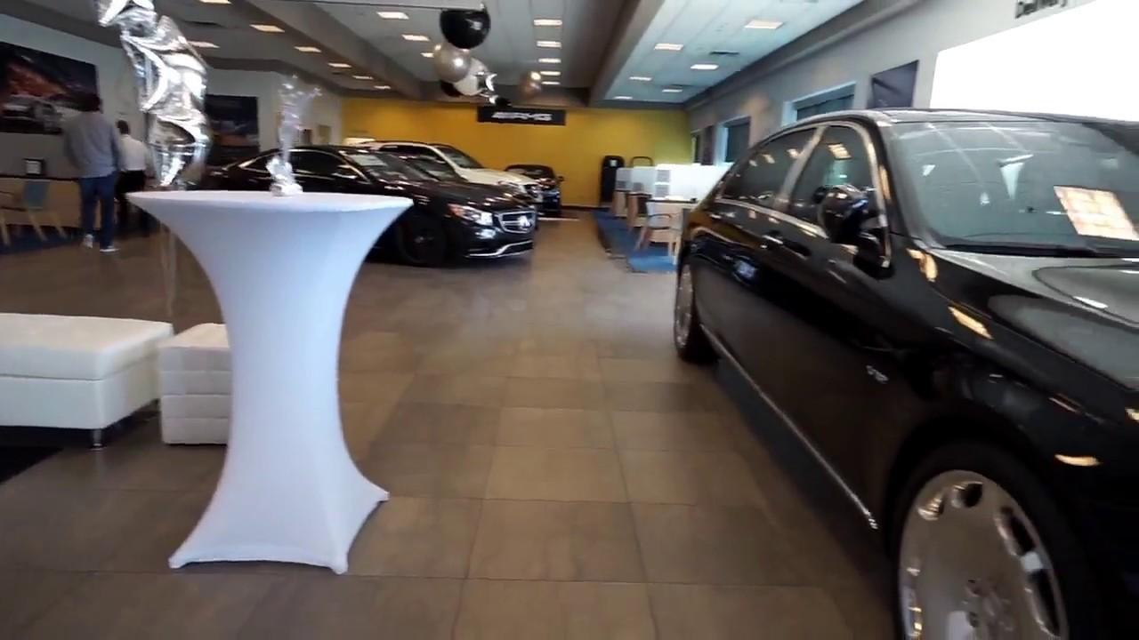 Event Lounge Furniture Rental for San Diego Car Dealership