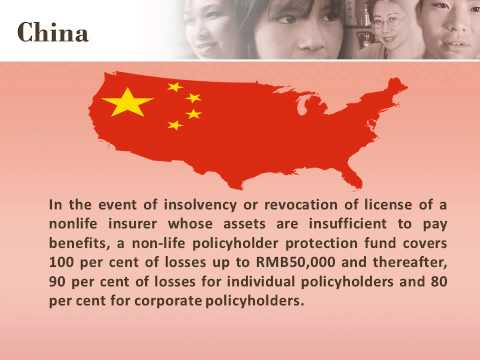 Insurance Regulation in Asia Pacific