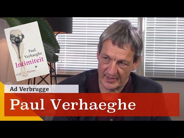 Paul Verhaeghe: Onze uitsluitingsmaatschappij is toe aan fundamentele veranderingen