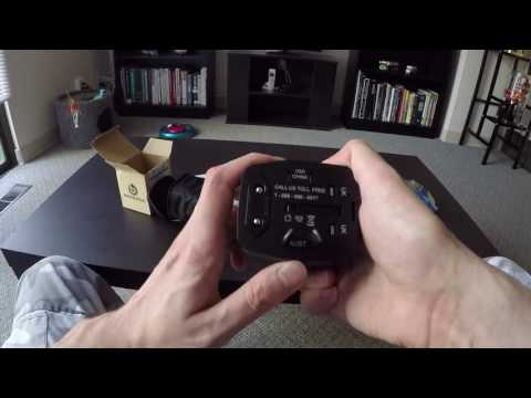 Bonazza Travel Adapter And Converter Unboxing