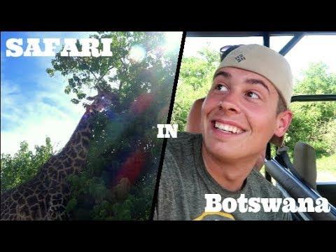 SAFARI IN BOTSWANA!