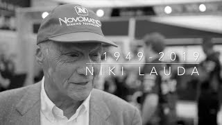 Niki Lauda - Formula 1 legend dies at age 70