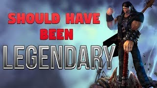 Do You Remember: Brutal Legend?