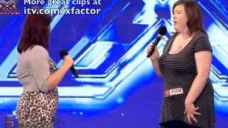 Aby and Lisa X-Factor Audition Results In Face Punch HILARIOUS