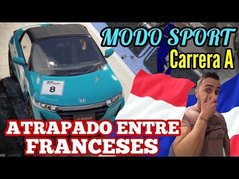 Gran Turismo Sport - Modo Sport - Carrera A - Entre 4 franceses! No me rindo!! | Tsukuba, Honda S660 thumbnail