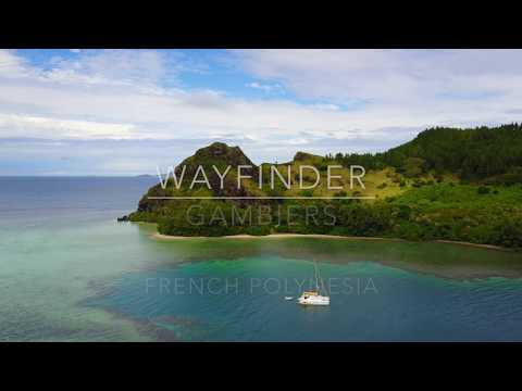 Wayfinder Voyages -- Gambiers, French Polynesia