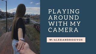 PLAYING AROUND WITH MY CAMERA | Anastasia Tsilimpiou
