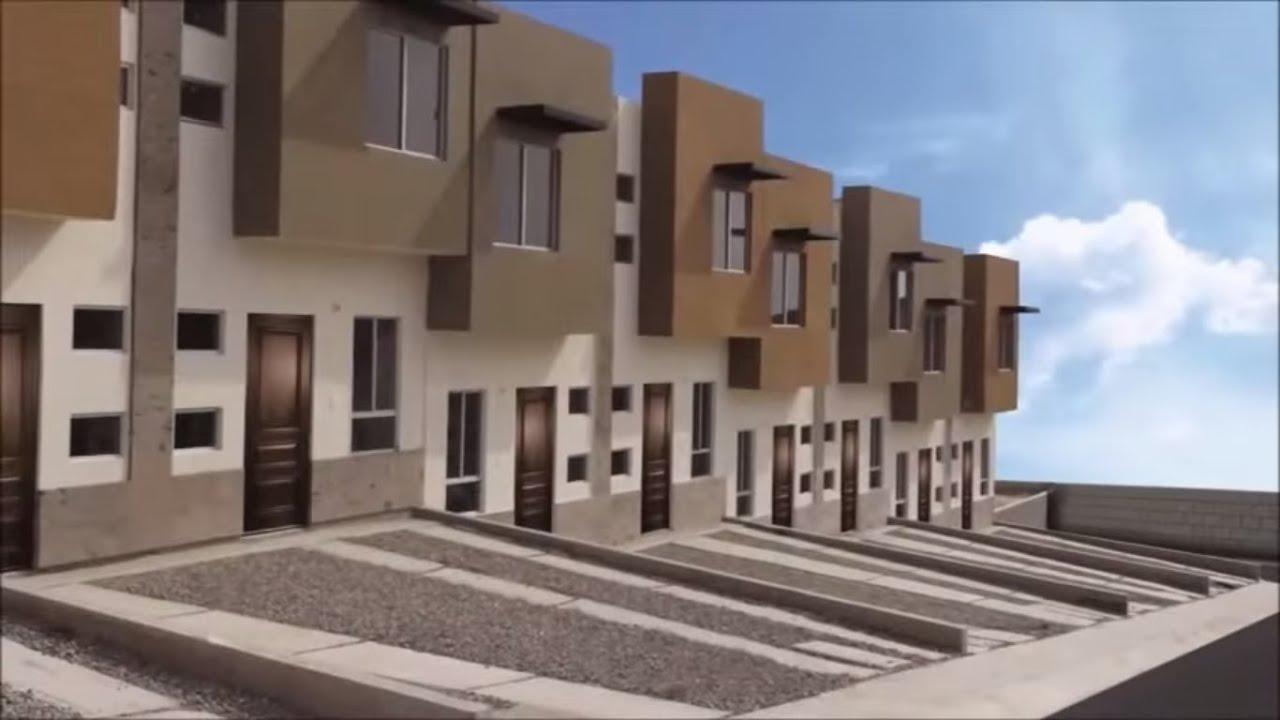 Casas en tijuana barcelona residencial youtube - Casas baratas en barcelona alquiler ...