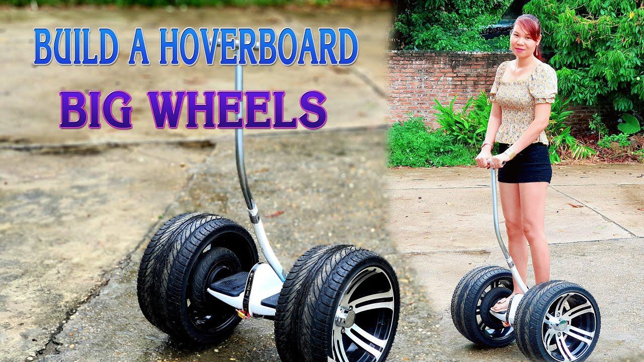 Build a Hoverboard Big Wheel