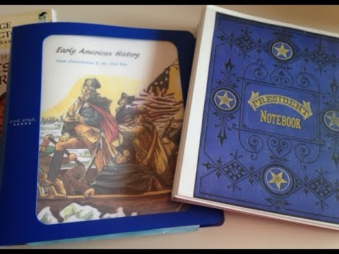 Notebooking 101-Our American History Binder