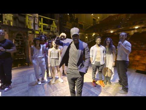 Hamilton: An American Musical 360° - Wait For It