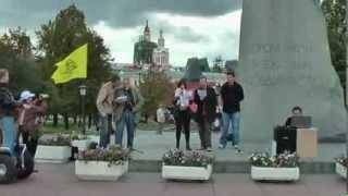 Митинг за бессмертие - 2011, часть 8 из 8-ми - заключительная песня