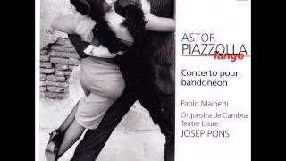 Astor Piazzolla - Tres movimientos tanguísticos porteños - I. Allegretto
