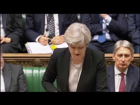 Prime Minister's Questions: 19 April 2017