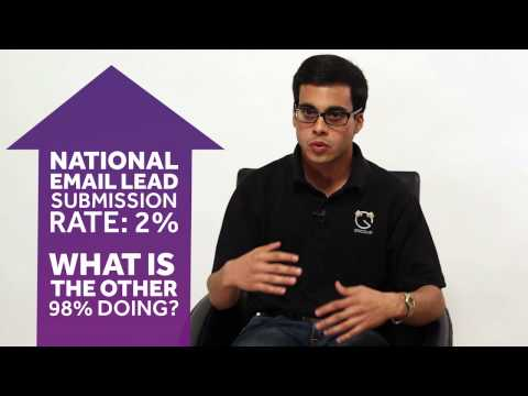 A Better Response to Email Leads