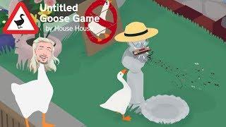 Spela mig din melodi | Untitled Goose Game | del 6