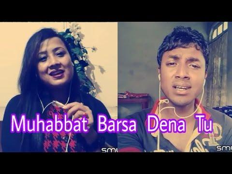 Mohabbat barsa dena tu (Creature). My karaoke 76.