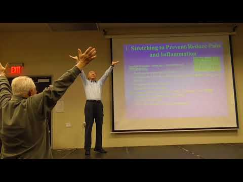 March 12, 2018: The Biology of Mind-Body Practices for Enhancing Body Structure and Function part 4