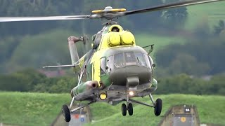 Mil Mi-17 Slovak Air Force flying Display AirPower 2019 Airshow
