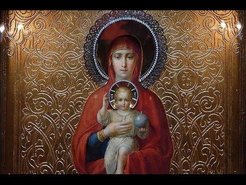 Празднование в честь иконы Божией Матери Умягчение злых