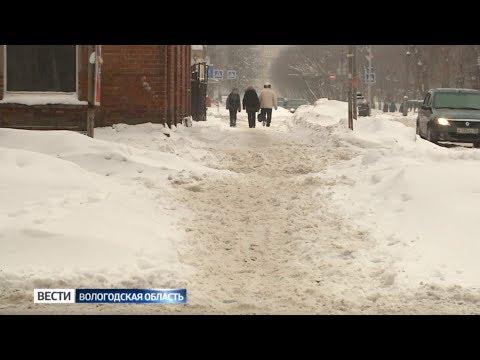 Завалило снегом: жители области жалуются на работу коммунальщиков