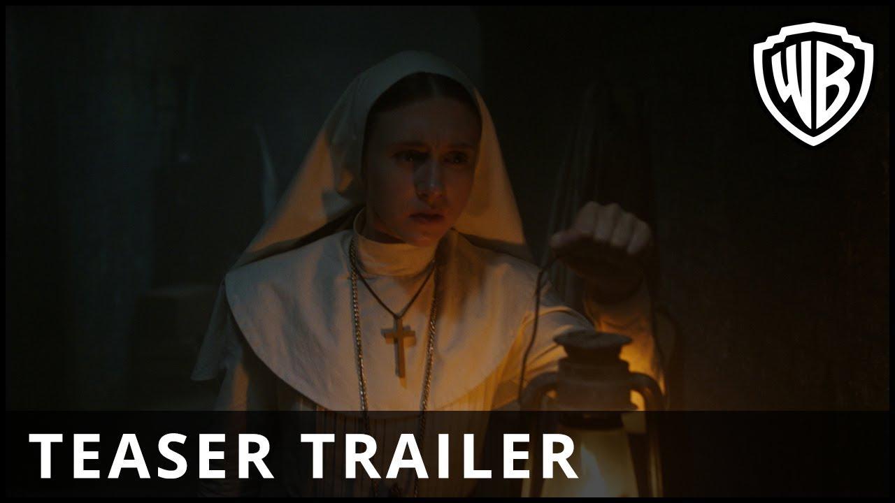 Download The NUN - Official Teaser Trailer