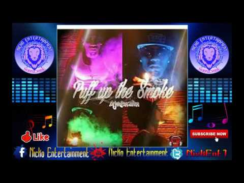 Ajrenalin - Puff Up the Smoke [Raw]  (Frequency Riddim) October 2016
