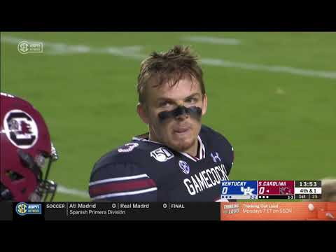 South Carolina Vs Kentucky Football 2019 (Full)