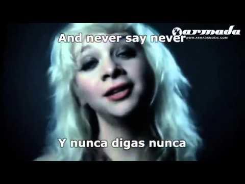 Armin van Buuren   Jacqueline Govaert   Never Say Never Pavel Zhuravlev piano English Español