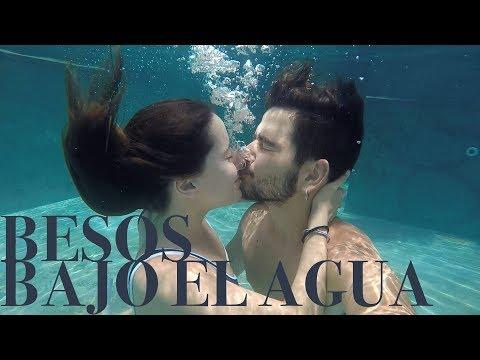 BESOS BAJO EL AGUA - Camilo y Evaluna (VLOG)