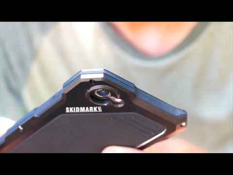 THE BEST IPHONE CASE FOR SKATEBOARDERS!!
