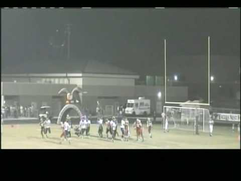 Ian Durham, senior kicker - Hoggard HS, Wilmington...