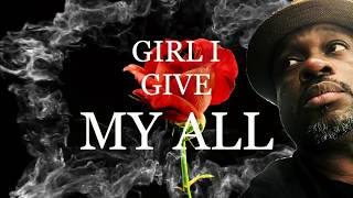 RICHARD HOLLIS -  You're One In A Million (Lyric Video)