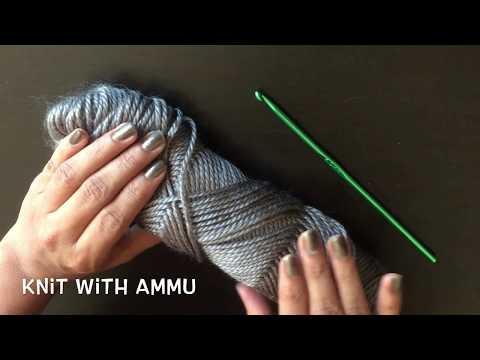 DC2TOG & DC4TOG - Crochet Stitch In Malayalam