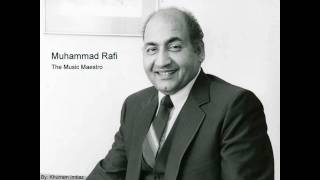Gambar cover Baar baar din yeh aaye - happy birthday to you (Muhammad Rafi).mp4