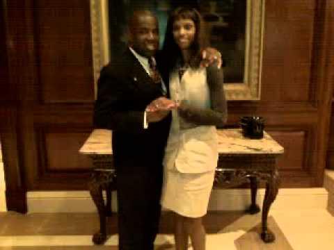 Archbishop Walter & First Lady Nyoka Dixon Visit W...