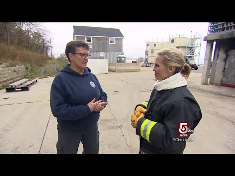 Training With The Boston Fire Department
