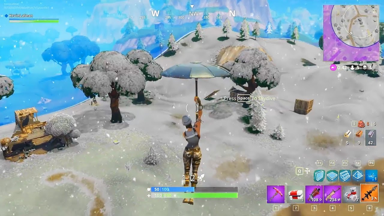 Image result for fortnite snow