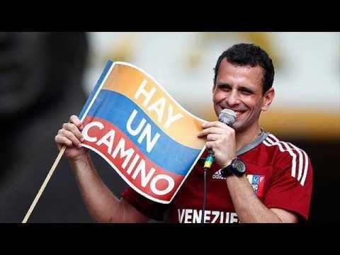Hay Un Camino con Capriles Radonski
