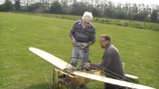 Two Bleriot XI